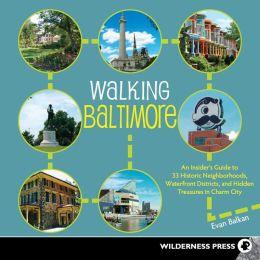 Book Review: WalkingBaltimore