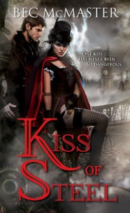 Book Review: London Steampunk series