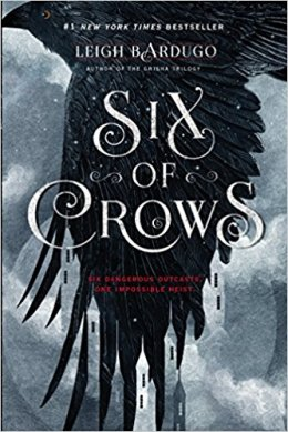 Book Review: Six of Crows and CrookedKingdom