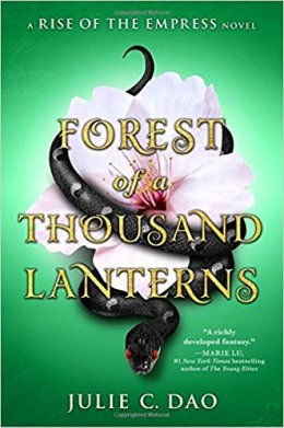 Book Review: Forest of a Thousand Lanterns
