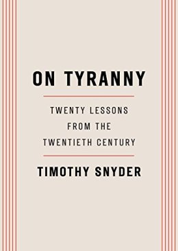 Book Review: On Tyranny