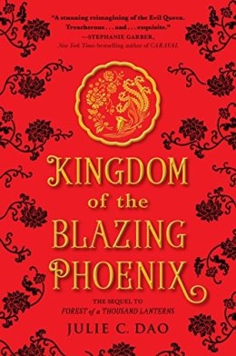 Book Review: Kingdom of the Blazing Phoenix