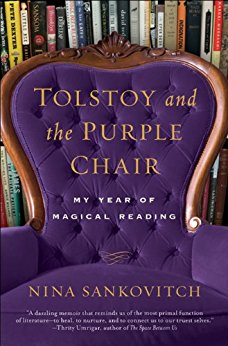 tolstoy purple chair