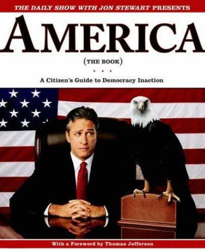 America the book Jon Stewart