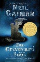 graveyard book gaiman