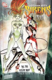 gotham city sirens union