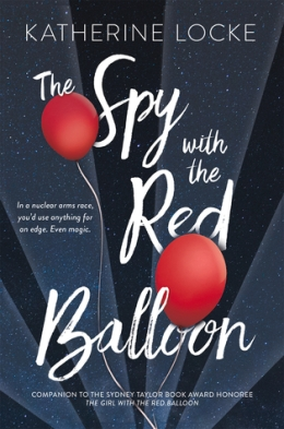 Book Review: The Spy with the RedBalloon