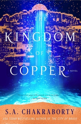 Book Review: The Kingdom of Copper