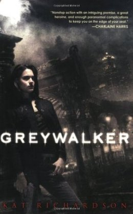 Book Review: Greywalker and Poltergeist