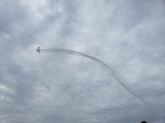 Blue Angels Wedge