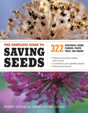 complete guide to saving seeds