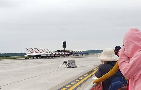 jet lineup