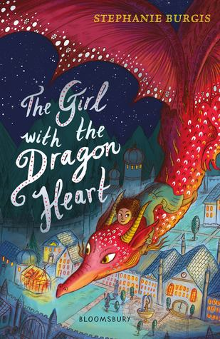 girl with dragon heart